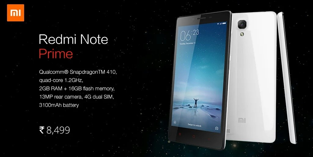 Redmi Note Prime