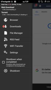 ZetaTorrent for android