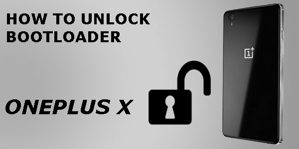 Unlock Bootloader of OnePlus X