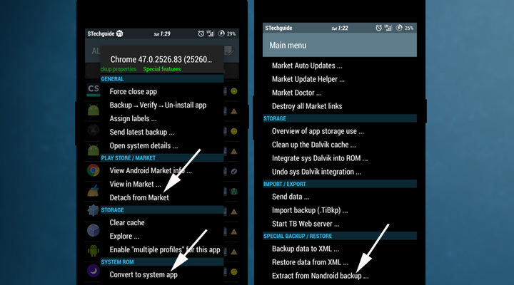 How to Backup Your Android Apps and Data with Titanium Backup