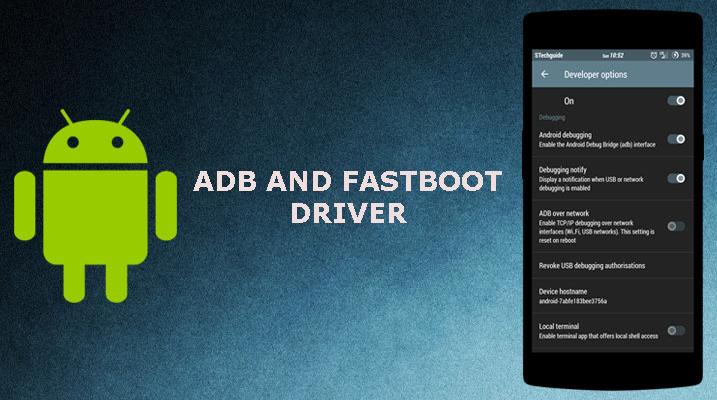 Gadget driver fastboot Gadget Serial