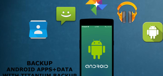 backup android apps and data with Titanium backup