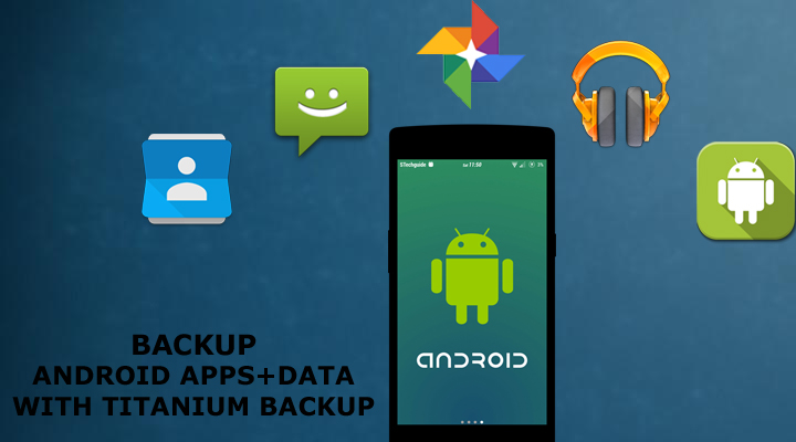 Backup Your Android Apps and Data with Titanium Backup