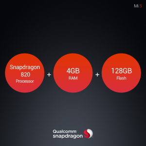 mi5 with snapdragon820