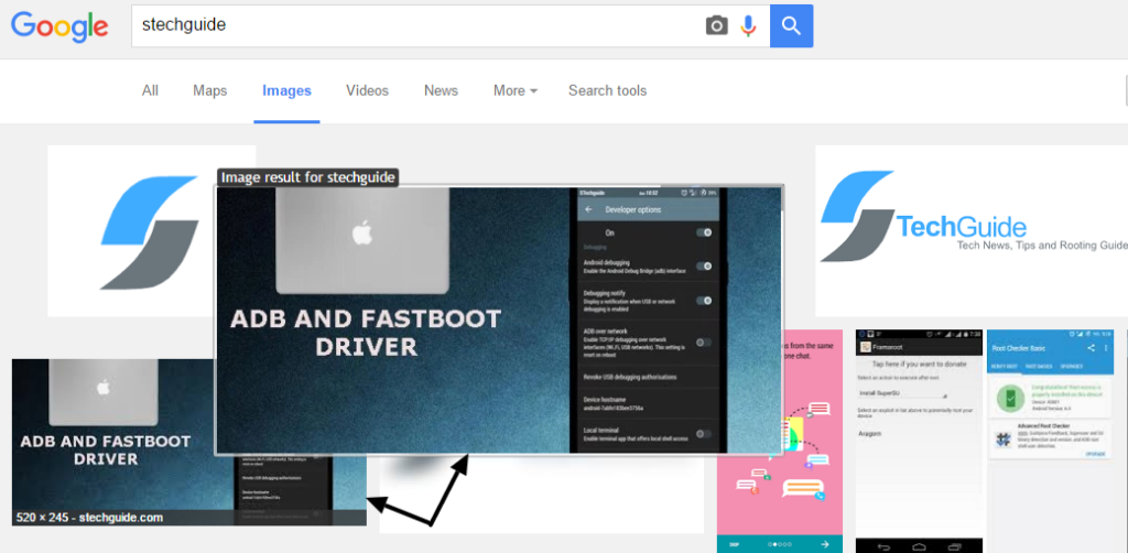 zoom Google Search image