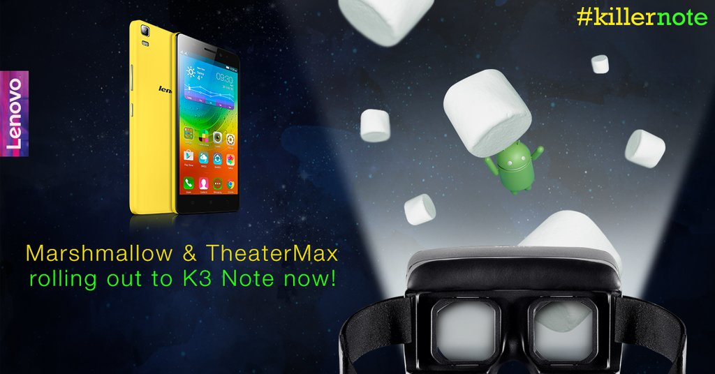 How to Update Lenovo K3 Note to Marshmallow