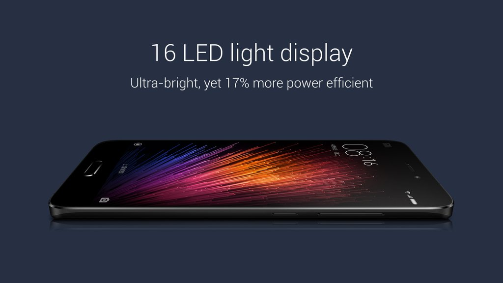 Mi 5 specifications