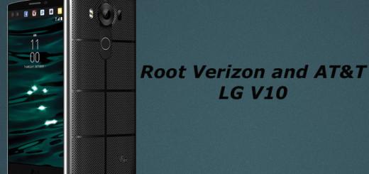 Root Verizon and AT&T LG V10