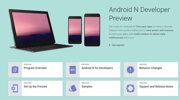 Download Android N Preview For Nexus Devices