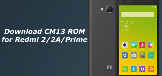 Download CM13 ROM for Redmi 2