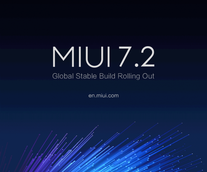 Download MIUI 7.2 Global Stable ROM