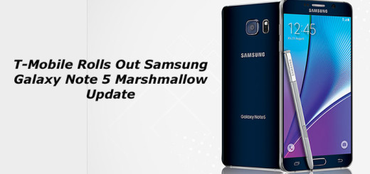Update Samsung Galaxy Note 5 to Marshmallow