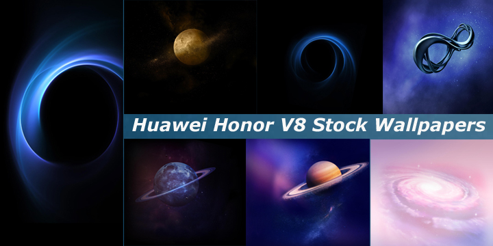 Huawei Honor V8 Stock Wallpapers