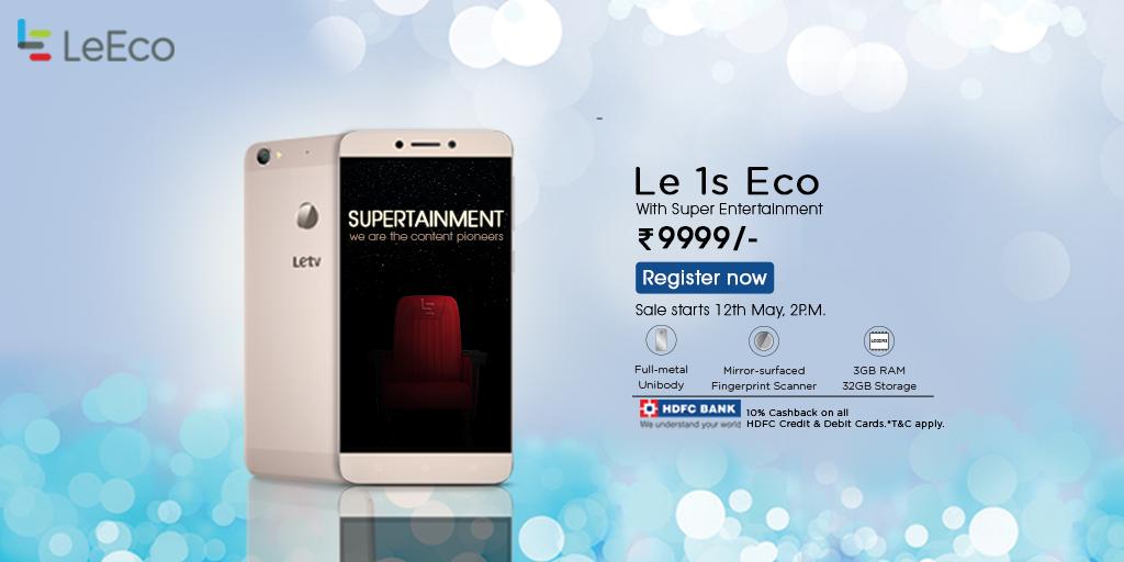 Le 1S Eco launch