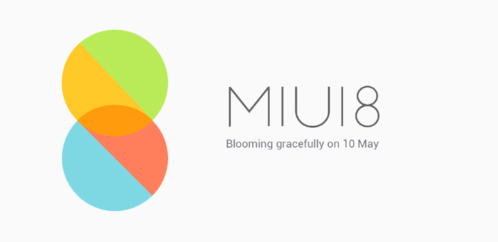 Xiaomi Announced MIUI 8 with new Design and Features