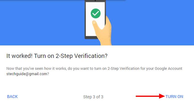 2-step verification