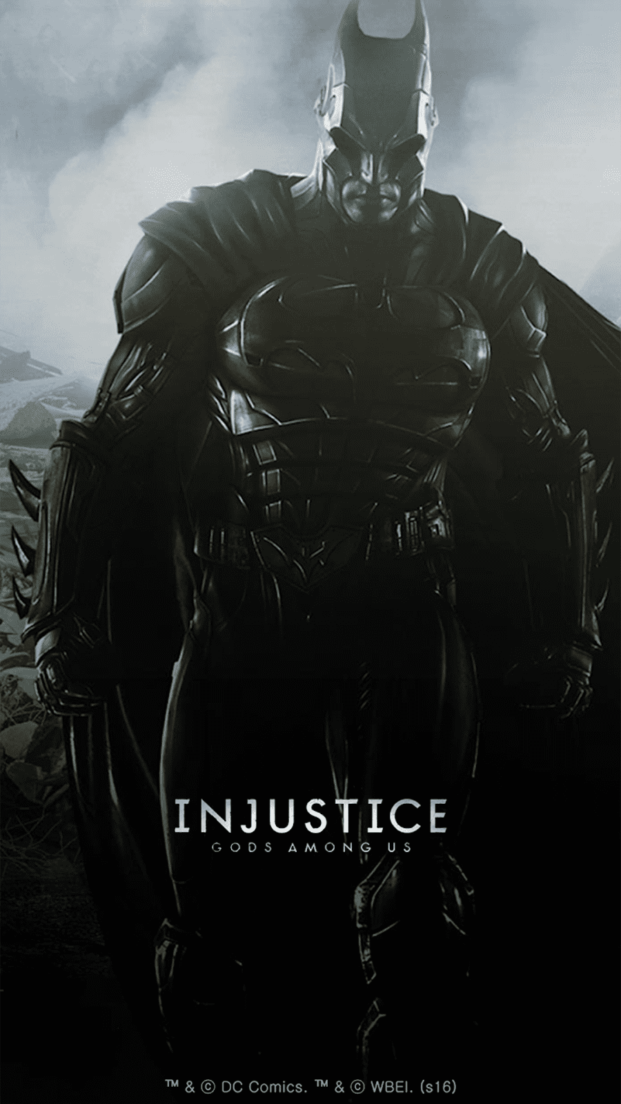 Download Galaxy S7 Edge Injustice Edition Stock Wallpapers