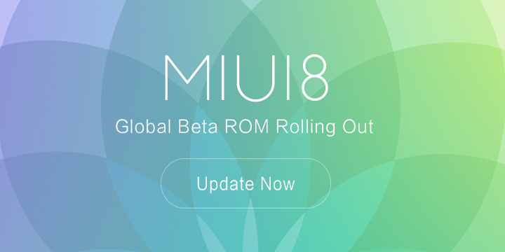 Download MIUI 8 Global Beta ROM