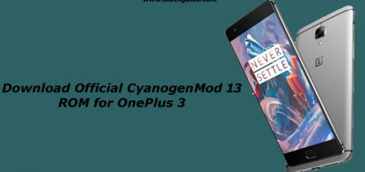 Download Official CyanogenMod 13 ROM for OnePlus 3