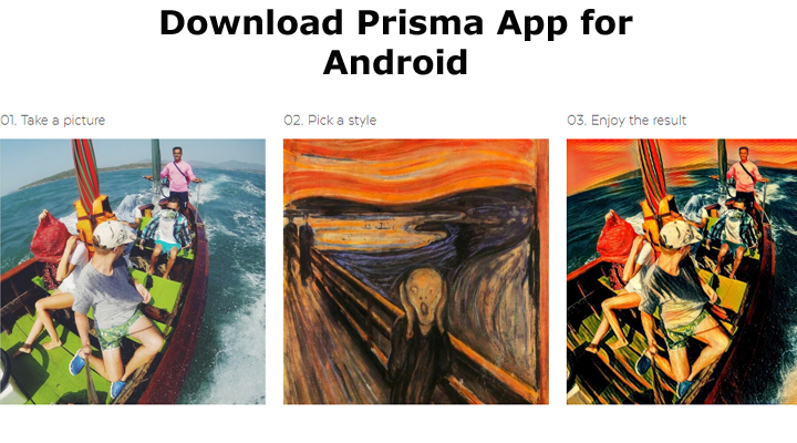 Download Prisma Photo Filter App