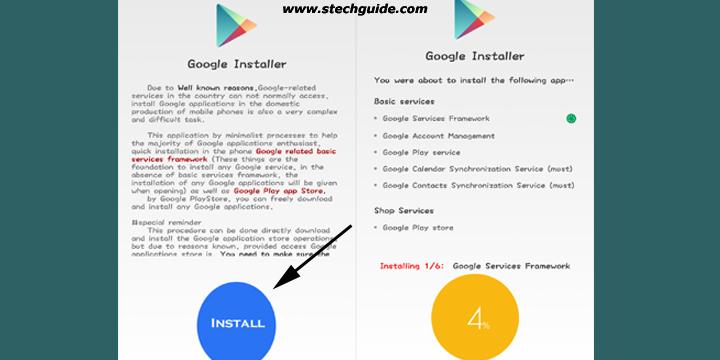 Google installer1