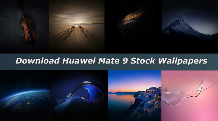 Download Huawei Mate 9 Stock Wallpapers (Mate 9 Porsche