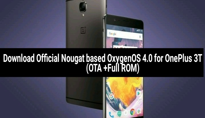 OxygenOS 4.0 for OnePlus 3T