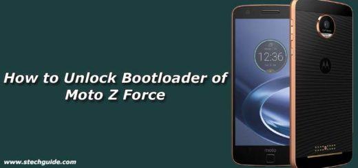How to Unlock Bootloader of Moto Z Force (Get Bootloader Key)