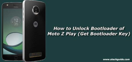 How to Unlock Bootloader of Moto Z Play (Get Bootloader Key)