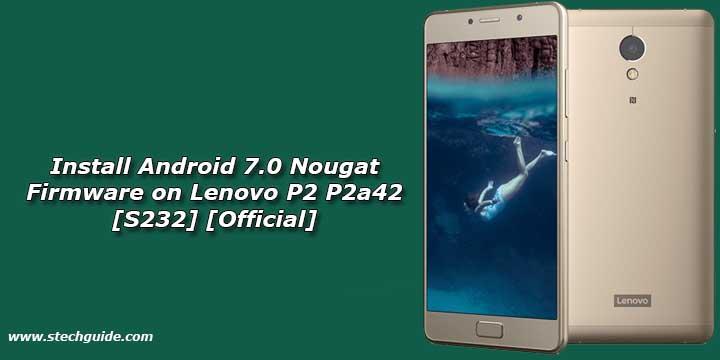 Прошивка android 7 0 nougat