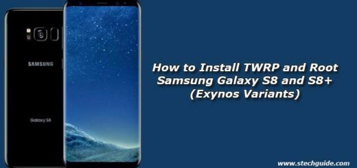 How to Install TWRP and Root Samsung Galaxy S8 and S8+ (Exynos Variants)