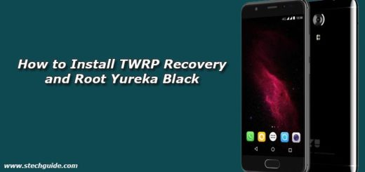 How to Install TWRP Recovery and Root Yureka Black