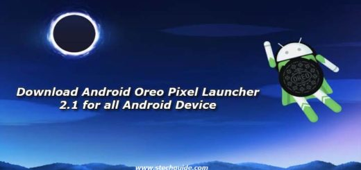 Download Android Oreo Pixel Launcher 2.1 for all Android Device