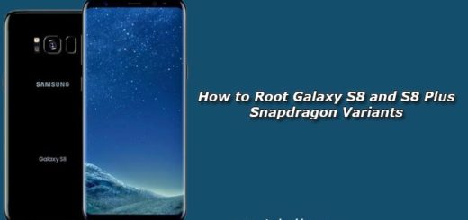 How to Root Galaxy S8 and S8 Plus Snapdragon Variants
