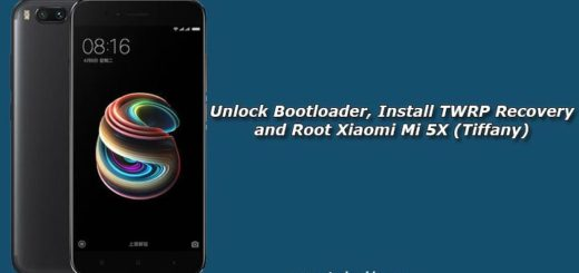 Unlock Bootloader, Install TWRP Recovery and Root Xiaomi Mi 5X (Tiffany)