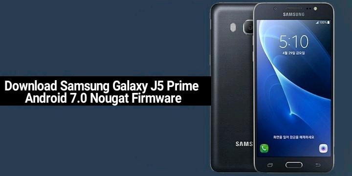 dernier firmware samsung galaxy j5 2017