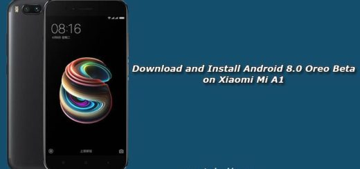 Download and Install Android 8.0 Oreo Beta on Xiaomi Mi A1
