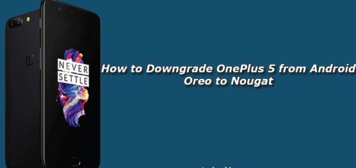 How to Downgrade OnePlus 5 from Android Oreo to Nougat