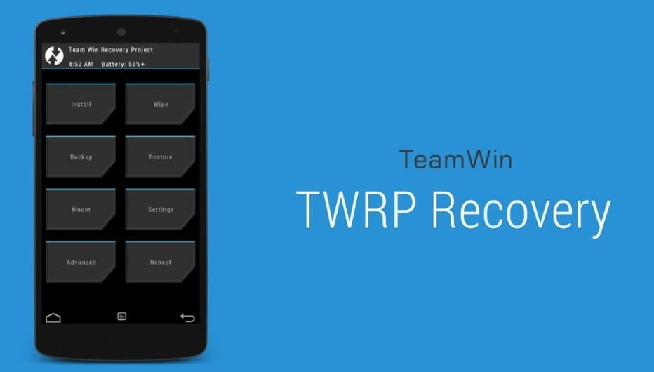 Download TWRP 3.2.0 Recovery