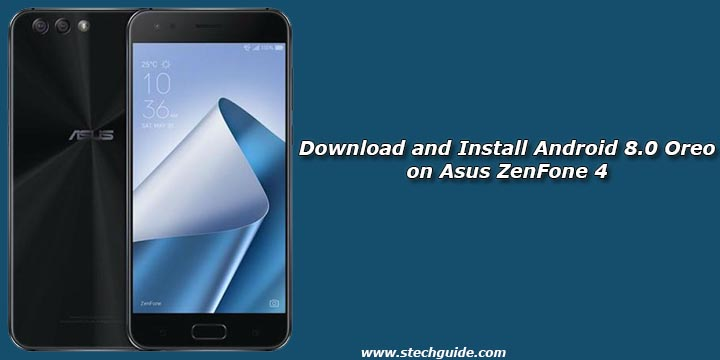 android oreo download zip file