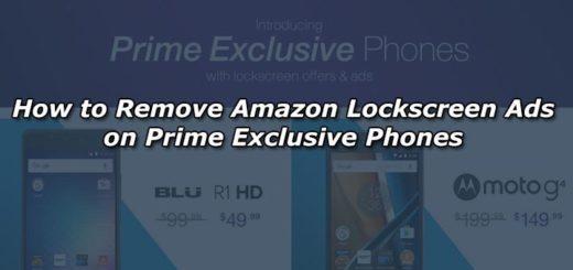 How to Remove Amazon Lockscreen Ads on Prime Exclusive Phones