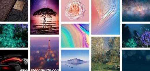 Download Huawei P20 Stock Wallpapers