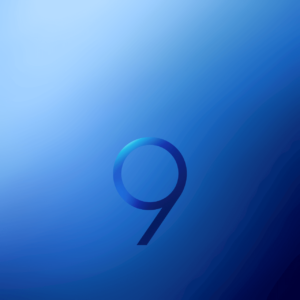 Official Galaxy S9 wallpapers