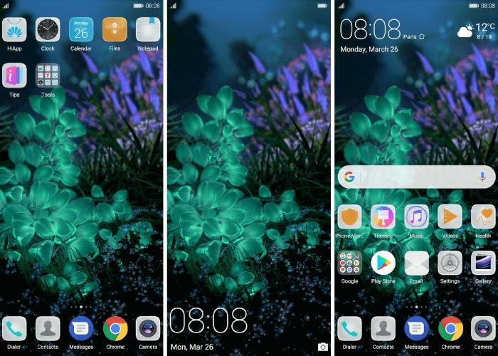 Huawei P20 Theme