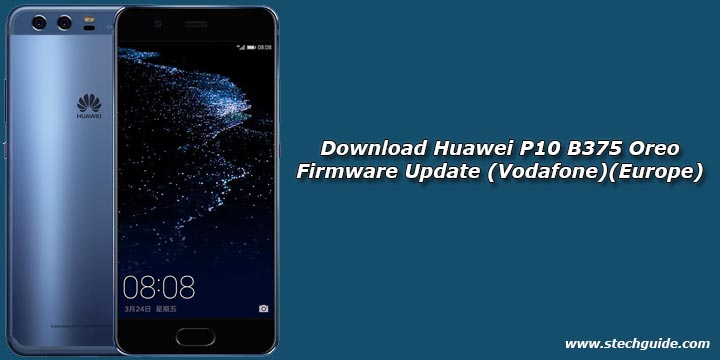 huwaei p10 plus oreo firmware download
