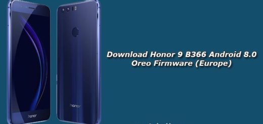 Download Honor 9 B366 Android 8.0 Oreo Firmware (Europe)