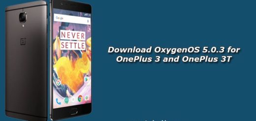 Download OxygenOS 5.0.3 for OnePlus 3 and OnePlus 3T