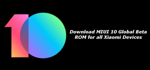 Download MIUI 10 Global Beta ROM 8.6.14 for all Xiaomi Devices