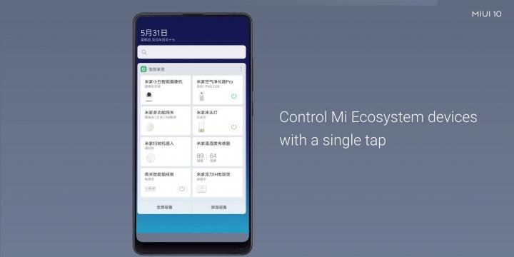 MI EcoSystem