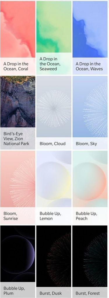 Google Pixel 3 Stock Wallpapers